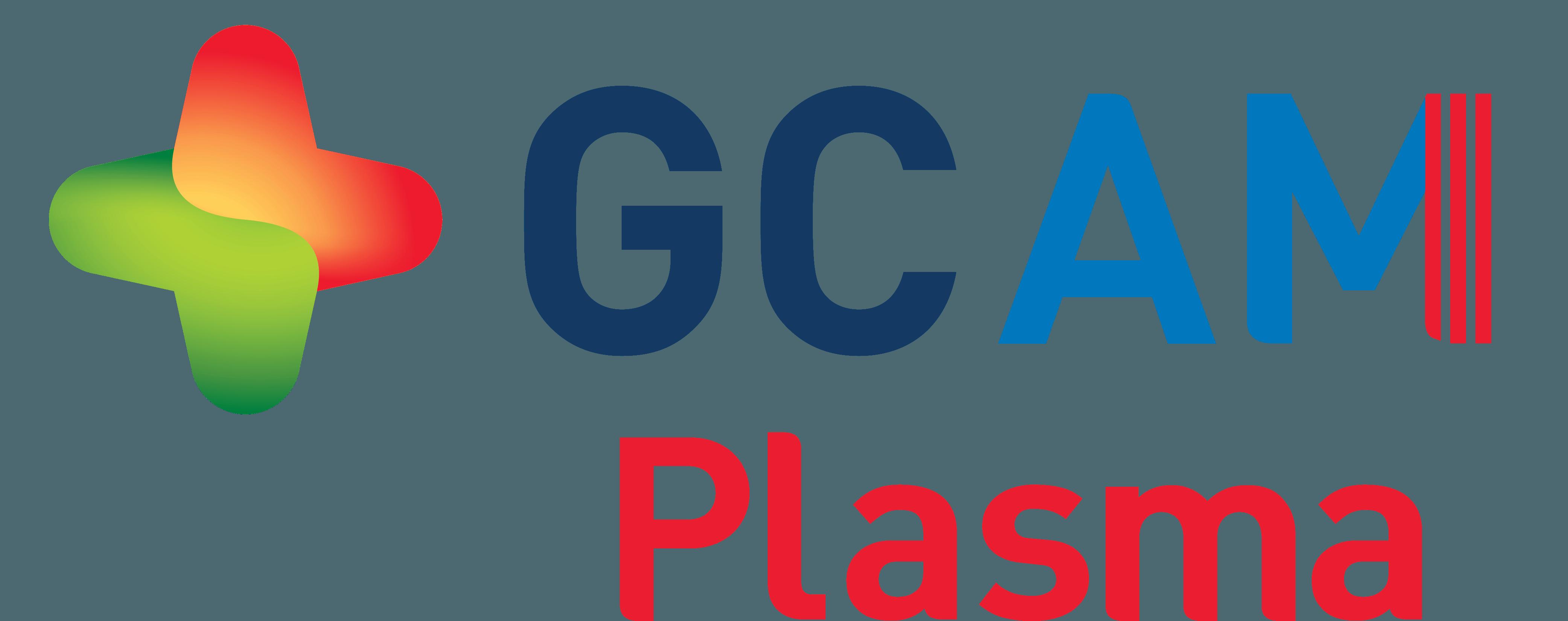 GCAM Plasma logo